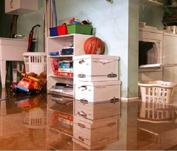 Basement Flooding Services