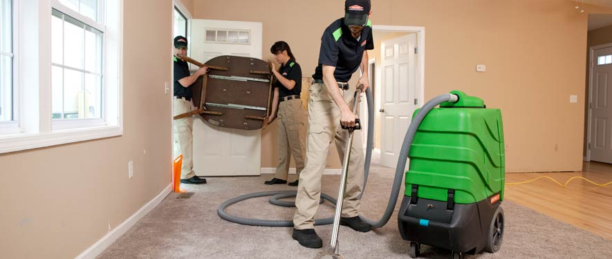 Corona, CA residential restoration cleaning